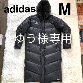 adidas - アディダス ベンチコート ダウン フェザー M