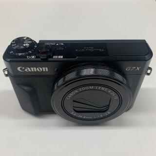 Canon - 【美品】PowerShot G7 X Mark II