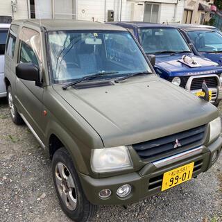 三菱 - 車検付 パジェロミニ  4wd MT