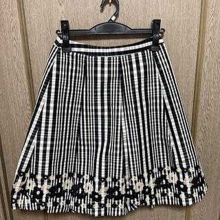 エムズグレイシー(M'S GRACY)のM'S GRACY スカート38(ひざ丈スカート)