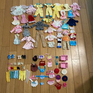 リカちゃん人形、バービー人形等の着せ替え、グッズ