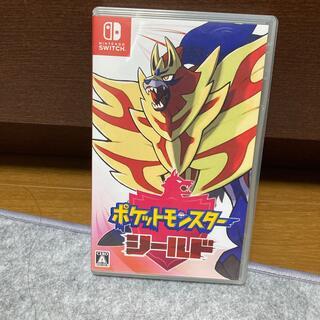 Nintendo Switch - ポケットモンスター シールド Switch ソフト