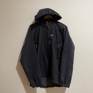 patagonia - patagonia マウンテンパーカー ブラック 刺繍タグ  Rジャケット