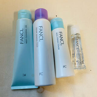 FANCL - FANCL クレンジング・洗顔セット 未使用
