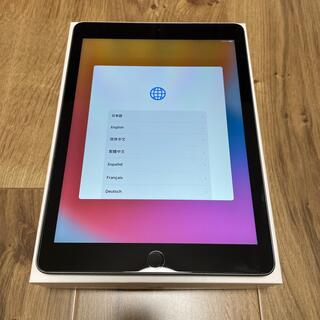 Apple - iPad 2018 第6世代 Wi-Fi 32GB 美品 カバー、ペン付