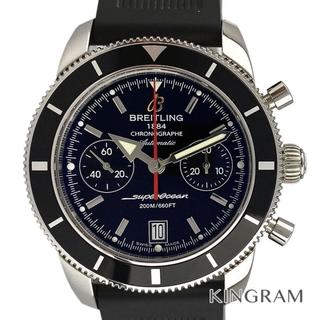 ブライトリング(BREITLING)のブライトリング スーパーオーシャン ヘリテージ クロノグラフ44  メンズ腕時計(腕時計(アナログ))