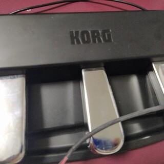 コルグ(KORG)の動作確認OK! KORG ペダルユニット PU-2(ピアノ)
