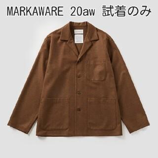 マーカウェア(MARKAWEAR)のMARKAWARE 20aw ウール シャツジャケット シャツ marka(シャツ)