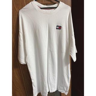 トミーヒルフィガー(TOMMY HILFIGER)の半袖 ロング丈(Tシャツ(半袖/袖なし))