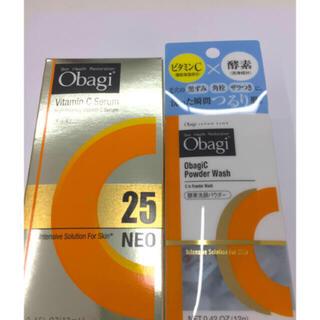 Obagi - 新品未開封 オバジ  C25 セラム NEO 美容液 酵素洗顔 セット