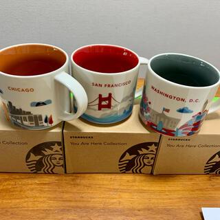 Starbucks Coffee - スターバックス マグ 3セット