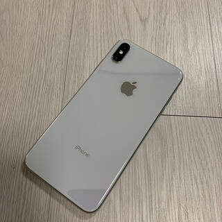 Apple - SIMフリー ジャンク品 iPhoneXsmax 64GB シルバー
