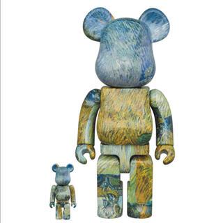 メディコムトイ(MEDICOM TOY)のBE@RBRICK × Van Gogh ゴッホ展(その他)
