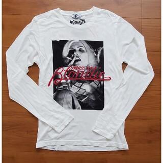 ヒステリックグラマー(HYSTERIC GLAMOUR)のヒステリックグラマー超美品  BLONDIE ロンT S(Tシャツ/カットソー(七分/長袖))