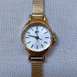 フェリシモ(FELISSIMO)のFELISSIMO 9|1 フェリシモ キュウノイチ 腕時計(腕時計)