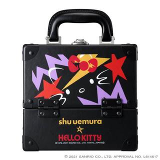 shu uemura - シュウウエムラ × キティ ロックザパーティ プレミアム メイクアップボックス