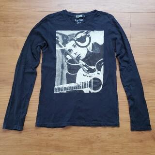 ヒステリックグラマー(HYSTERIC GLAMOUR)のヒステリックグラマー カートコバーン  ロンT S(Tシャツ/カットソー(七分/長袖))