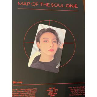 防弾少年団(BTS) - BTS MAP OF THE SOUL ON:E Blu-ray  ジョングク