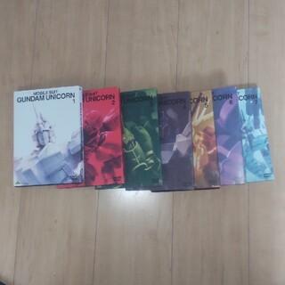 バンダイ(BANDAI)の機動戦士ガンダムUC ユニコーン DVD 7巻セット(アニメ)