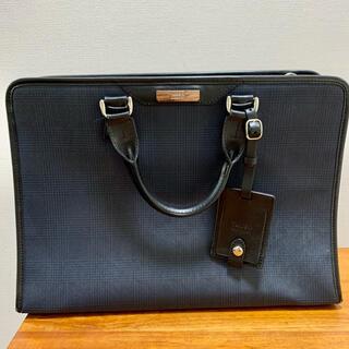 タケオキクチ(TAKEO KIKUCHI)のタケオキクチ ビジネスバック ネイビー(ビジネスバッグ)