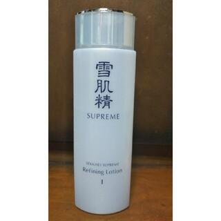 コーセー(KOSE)の雪肌精 シュープレムⅠ (化粧水)(化粧水/ローション)