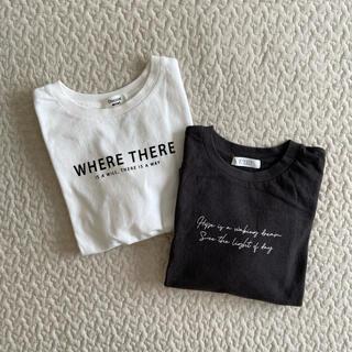 ローリーズファーム(LOWRYS FARM)のsᴀʟᴇ ローリーズファーム × ディスコートミニ 長袖 トップスセット(Tシャツ/カットソー)