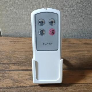 【新品未使用】YUASA 扇風機 リモコン