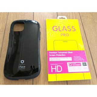 iPhone - iface iPhone11 pro ケース + ガラスフィルム
