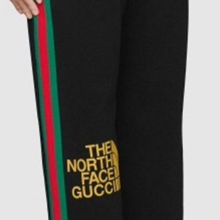 グッチ(Gucci)のgucci north face コラボ スエットLサイズ( XL相当)(その他)