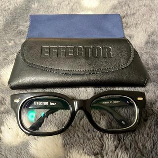EFFECTOR - 美品!EFFECTOR fuzz メガネ