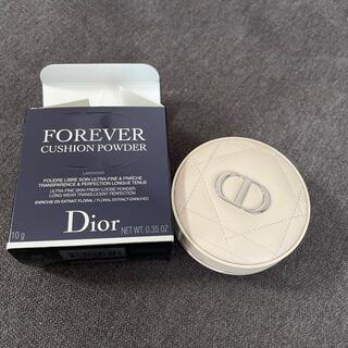 Christian Dior - ディオールスキンフォーエヴァークッションパウダー