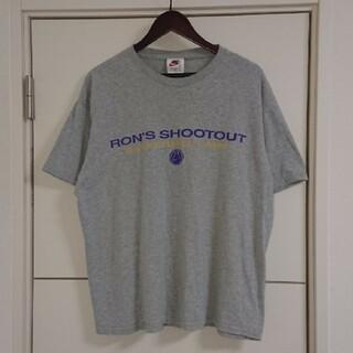 NIKE - NIKE ナイキ Tシャツ 90s古着 USA製 両面プリント バスケットボール