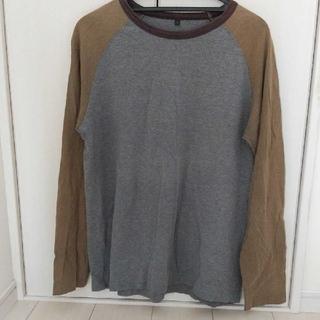 ムジルシリョウヒン(MUJI (無印良品))の長袖Tシャツ(Tシャツ/カットソー(七分/長袖))