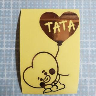 BT21 カッティングステッカー TATA baby🎈