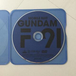 バンダイ(BANDAI)の【600円均一】ガンダムF91 DVD(アニメ)