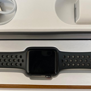 Apple Watch - Apple Watch 3 NIKEモデル GPS+Cellularモデル
