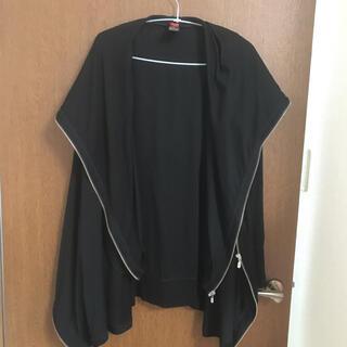 DOUBLE STANDARD CLOTHING - ⦅春・秋⦆ダブルジップアップジャンパー ダブスタ