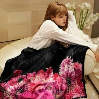 レディー(Rady)のrady♡レディー リゾートフラワー リゾフラ ブランケット(毛布)