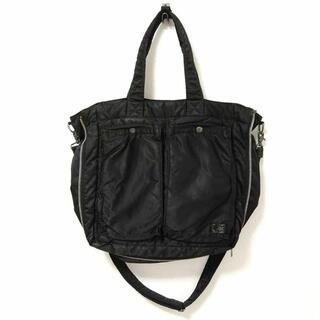 ポーター(PORTER)の【PORTER】ポーター ビジネス バッグ トートバッグ 日本製 ブラック (トートバッグ)