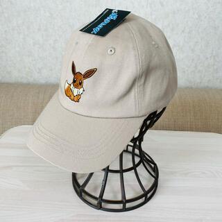 ポケモン(ポケモン)の新品未使用 ポケモン ピカチュウ イーブイ キャップ 帽子 ベースボールキャップ(帽子)