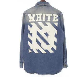 OFF-WHITE - Off-White オフホワイト デニムシャツ デニムジャケット