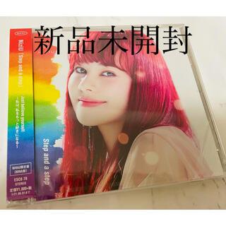 NiziU step and a step withU盤 新品未開封 ニナ