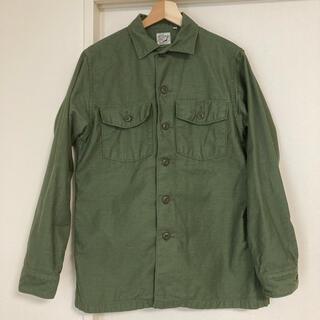 BEAMS - オアスロウ orslow ミリタリーシャツジャケット