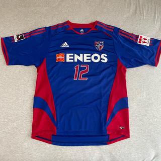 adidas - FC東京 2005-2006レプリカユニホーム サイズO 正規品 Jリーグ