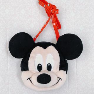 Disney - ミッキーマウス フェイス パスケース