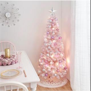 Francfranc - Francfranc クリスマスツリー 150㎝ ピンク 大人気