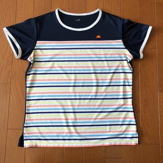 エレッセ(ellesse)のエレッセ  テニス Tシャツ サイズL(ウェア)