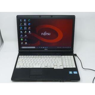 富士通 - ノートパソコン A572/F Office corei5 SSD120GB