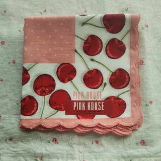 ピンクハウス(PINK HOUSE)のPINKHOUSE ピンクハウス ハンカチ(ハンカチ)