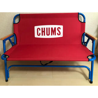 CHUMS - チャムス バックウィズ ベンチ CHUMS